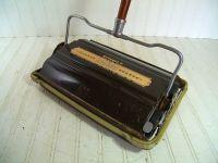 Antique Wood & Metal Carpet Sweeper - Vintage Bissell's ...
