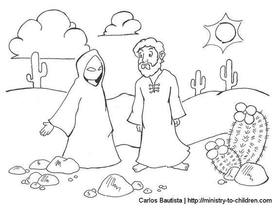 Satan, Jesus and Son of god on Pinterest