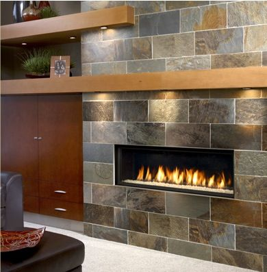 Gas fireplaces Gas fireplace mantel and Fireplaces on