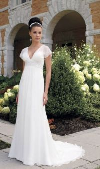 Wedding Dress for Brides Over 40,50,60. Wedding Dress