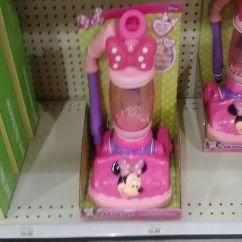 Minnie Mouse Upholstered Chair Lightweight Hunting Vacuum, At Toys R Us. | Pinterest Vacuums, And