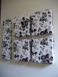 Dollar Tree Contact Paper and Used Boxes Wall Art craft ...