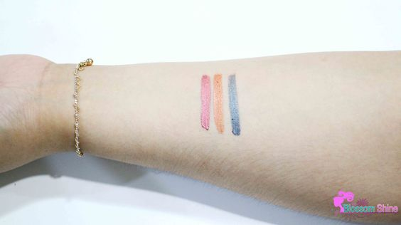 Absolute New York Pure Metal Vein Fluid Swatches