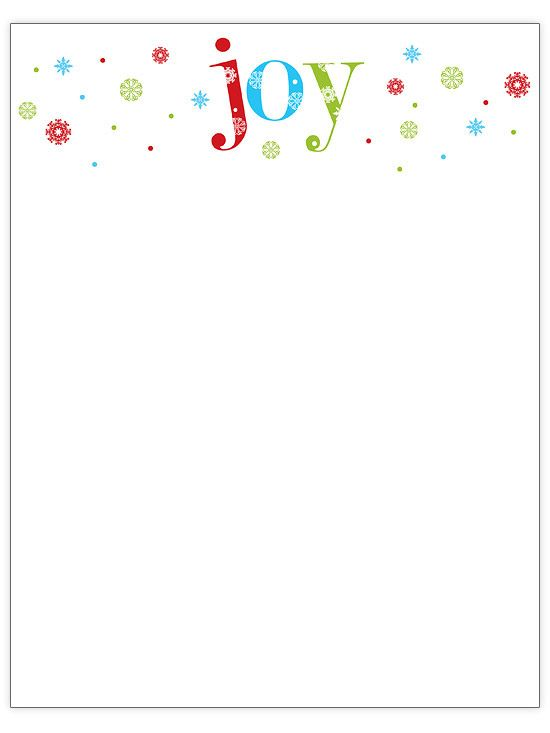Christmas letters, Letter templates and Letters on Pinterest