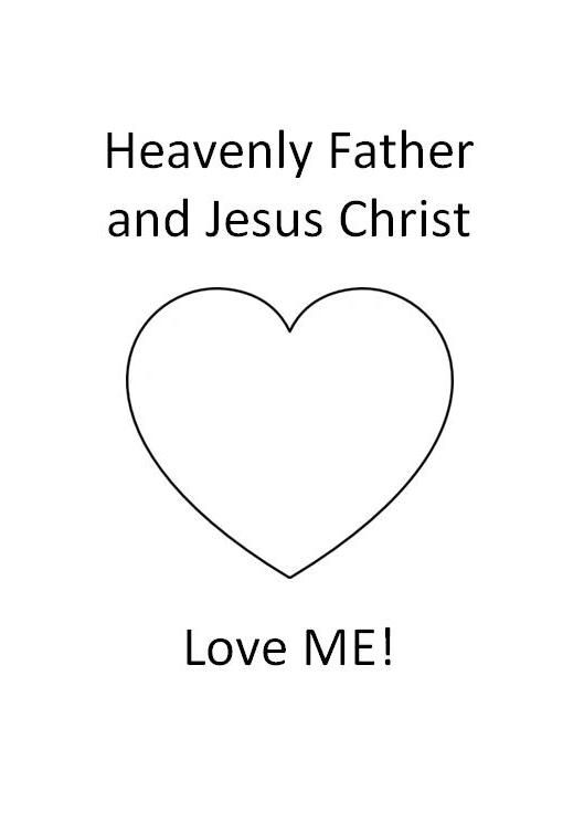 Colors, Heavenly father and Love me on Pinterest
