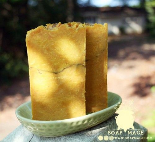 process pumpkin pie soap recipe recipes pies and soaps