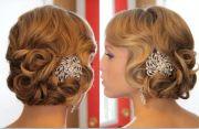perfect vintage wedding hair