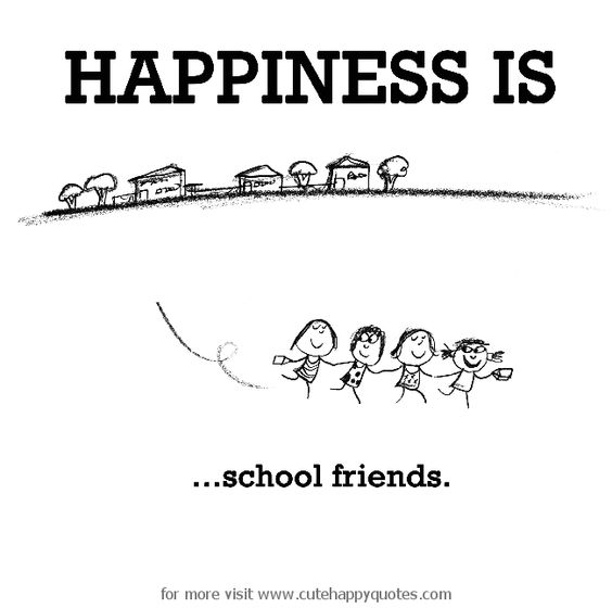 Happy, Friends and Cute happy quotes on Pinterest