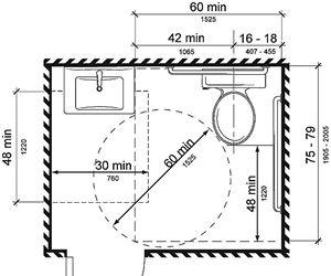 Ada bathroom, Bathroom and Google search on Pinterest