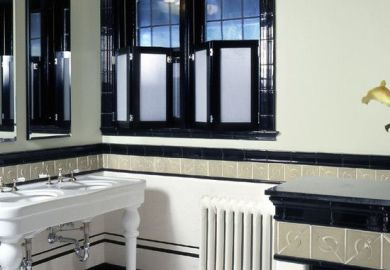 Art Deco Bathrooms Home Design Ideas Pictures Remodel
