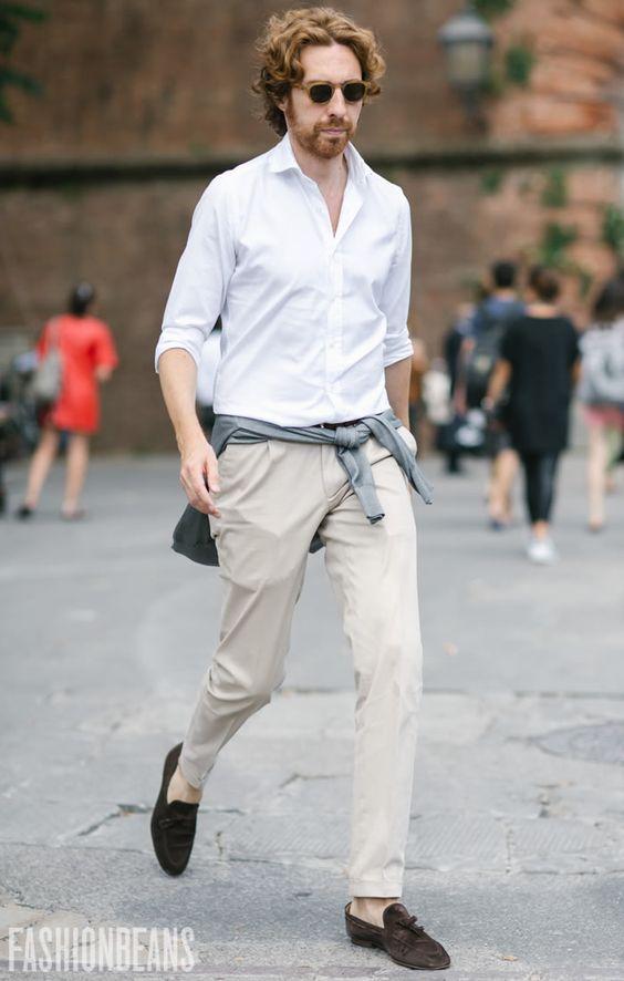40代メンズにおすすめのペールトーンコーデ