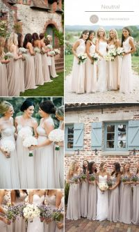 Top 10 Colors for Fall Bridesmaid Dresses 2015 | Wedding ...