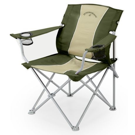 strong back chairs steel chair online shopping just ordered a strongback elite camp fiberglass rv we got them for 25 at walmart about 5 years ago regular price i m usually very uncomfortable in that kind of folding not the