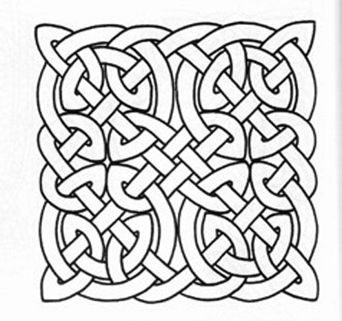 Celtic knots, Mandalas and Patterns on Pinterest