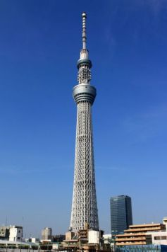 tallest sightseeing towers list