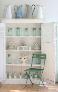 use old shutters for cabinet doors | Shutters | Pinterest ...