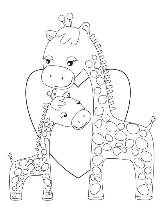 Free printable coloring pages, Pictures for babies and