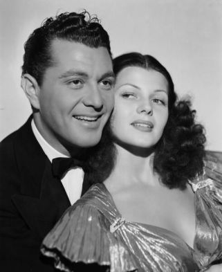 Image result for tony martin and rita hayworth