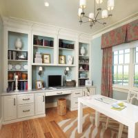 Fieldstone Cabinetry in Coastal Living Magazine