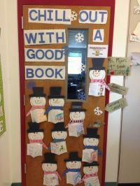 Celebrate Literacy Week 2013...classroom door decoration ...