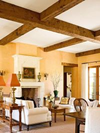Paint Colors for Rooms Trimmed with Wood | Paint colors ...