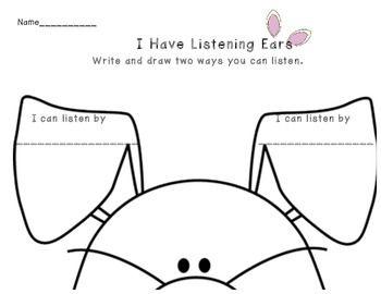Listening activities and Activities on Pinterest
