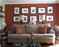 Living Room Terra Cotta Teal Design, Pictures, Remodel ...