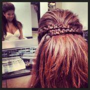 braids braid updo