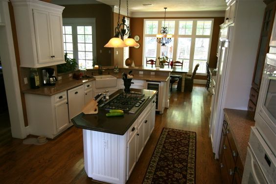 Southern Charm Kitchen Designs Decorating Ideas