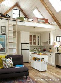 Tiny homes, Tiny house and Loft on Pinterest