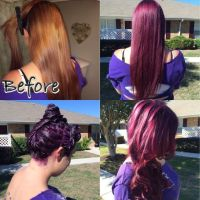 Dark plum Brown using Age beautiful 4V | Hair | Pinterest ...