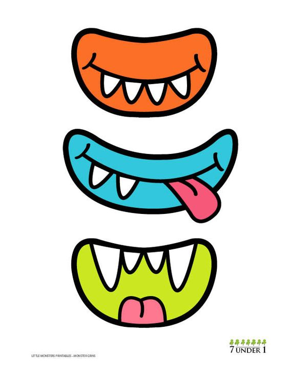 Little Monster Party Decorations Monster Eyes AND