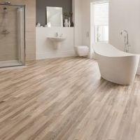Light Natural Wood Effect Vinyl Flooring Tiles & Planks ...