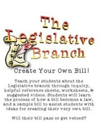 Legislative Branch Worksheet. Worksheets. Kristawiltbank ...
