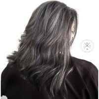 Hair Color Ideas For Salt And Pepper Hair | photos of hair ...