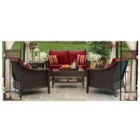 Gardens, Home and Wicker patio furniture on Pinterest