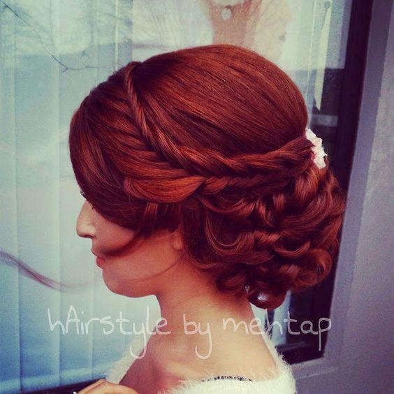 Stunning Formal Hairstyles By Mehtap Karabacak Gorgeous