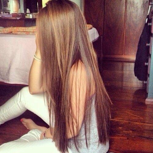 Chocolate Ariana Grande Highlights Hair  Closets