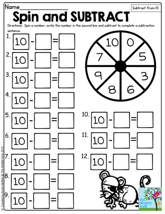 Spin, Math and Math facts on Pinterest