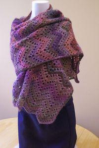 Prayer shawl, Crochet and Prayer on Pinterest