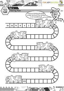 Free Maths Worksheets for Kindergarten to Grades 1, 2, 3