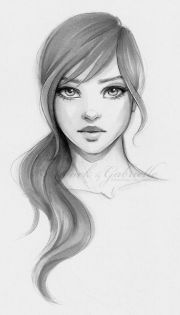 girls love and girl drawings