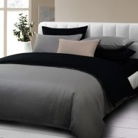 Best ideas about Dark Bedding, Black Comforter Sets and ...