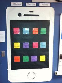 Original classroom jobs bulletin board made to look like ...