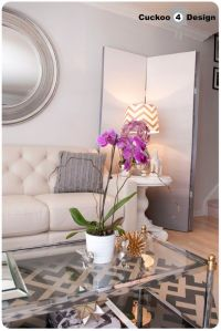 Grey and gold ivory living room color scheme decor | SAVVY ...