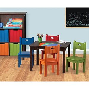 Costco  kids table and chairs  200  Items for the new