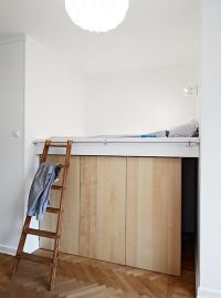 Beds, Storage and Closet on Pinterest