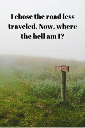 Cómo no encontrarse a uno mismo viajando
