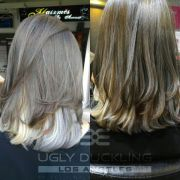 ugly hair color of natural