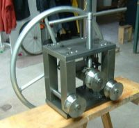 Building a three roll tubing bender? |  | Pinterest ...
